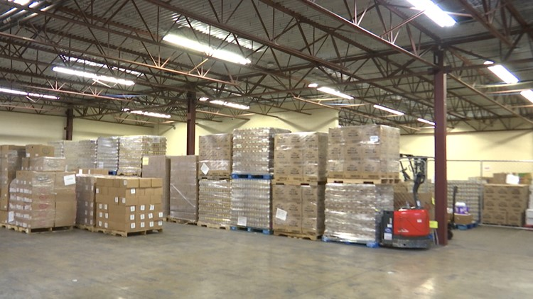 Food Bank of North Alabama says funding won't be impacted by expired statewide mask mandate