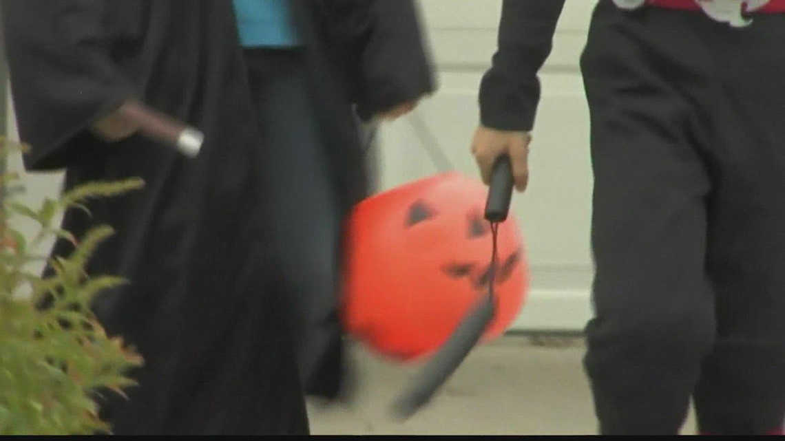 UAB on how to celebrate Halloween safely