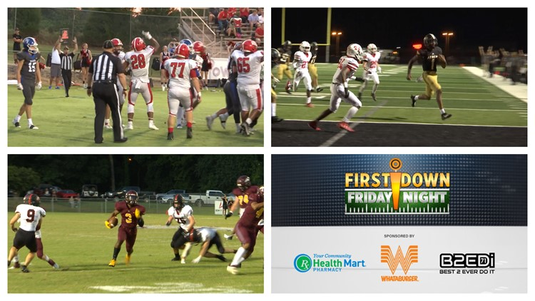 First Down Friday Night Week Three - September 10th, 2021