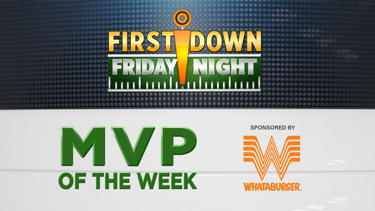Nominate our First Down Friday Night MVP