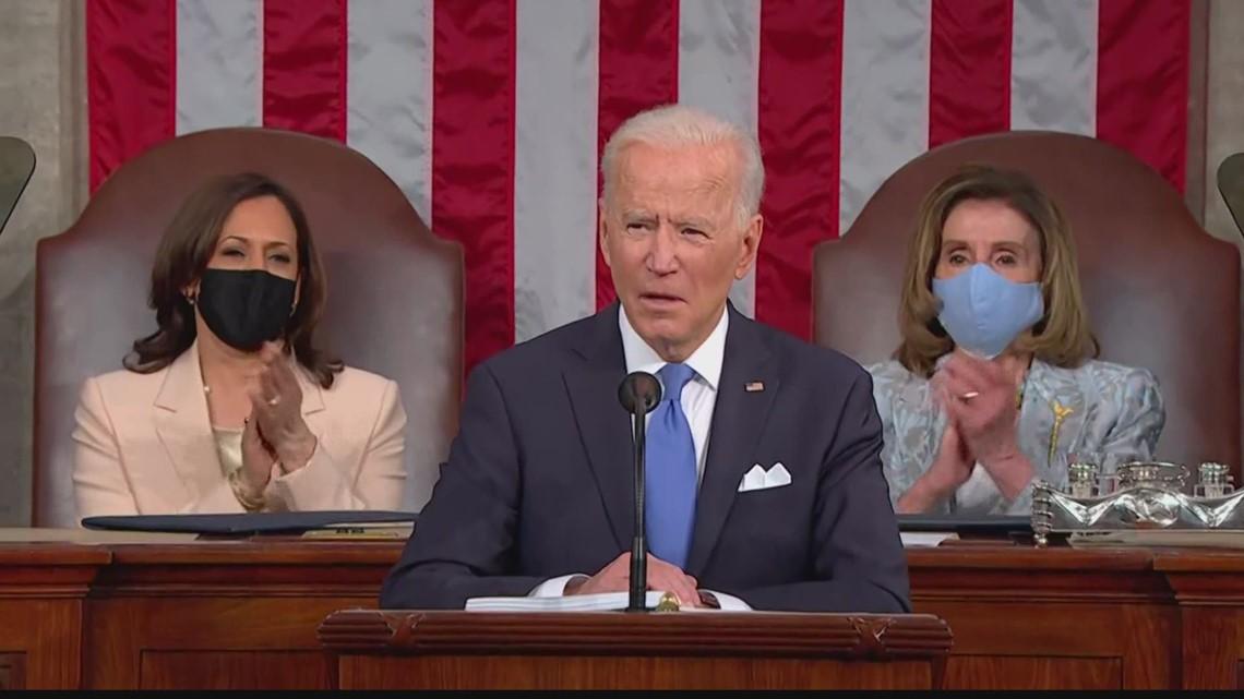 Fact-checking President Biden's address to Congress, Republican response