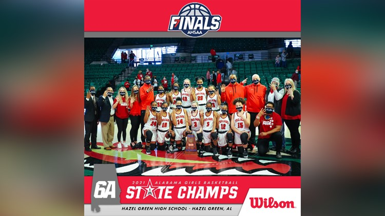 Hazel Green defeats Carver, 49-41; Lady Trojans win 4th straight state championship
