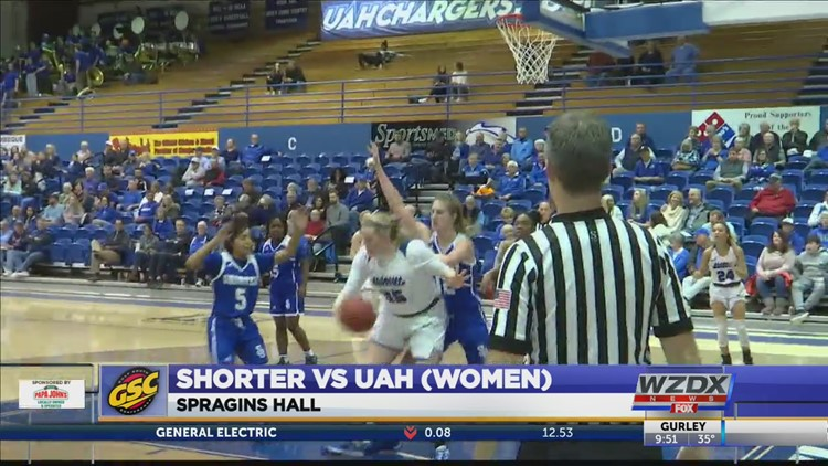 UAH Charger women win 10th straight game; Charger men win 3rd straight (Highlights)