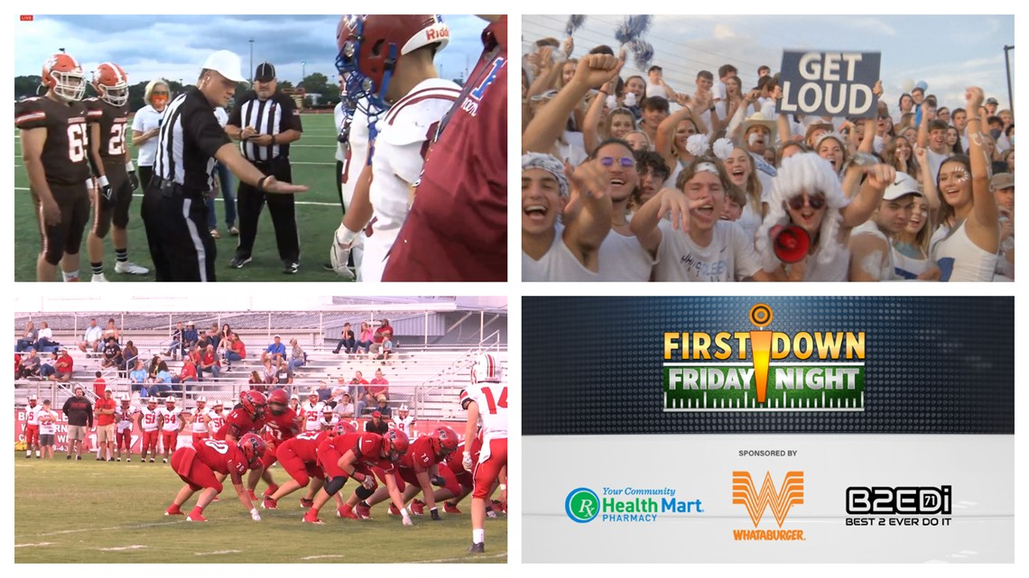 First Down Friday Night Week Two - Sept. 3rd, 2021 High School Football