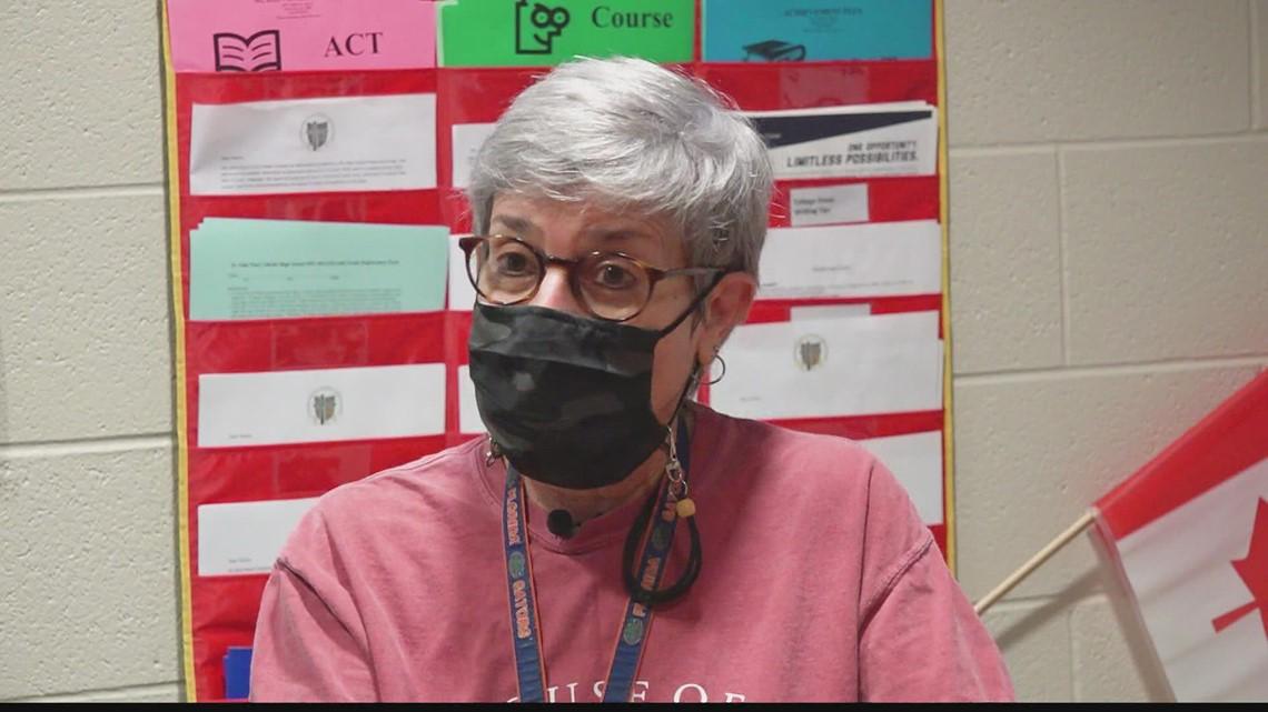 Ms. Leta Hix is the Valley's Top Teacher