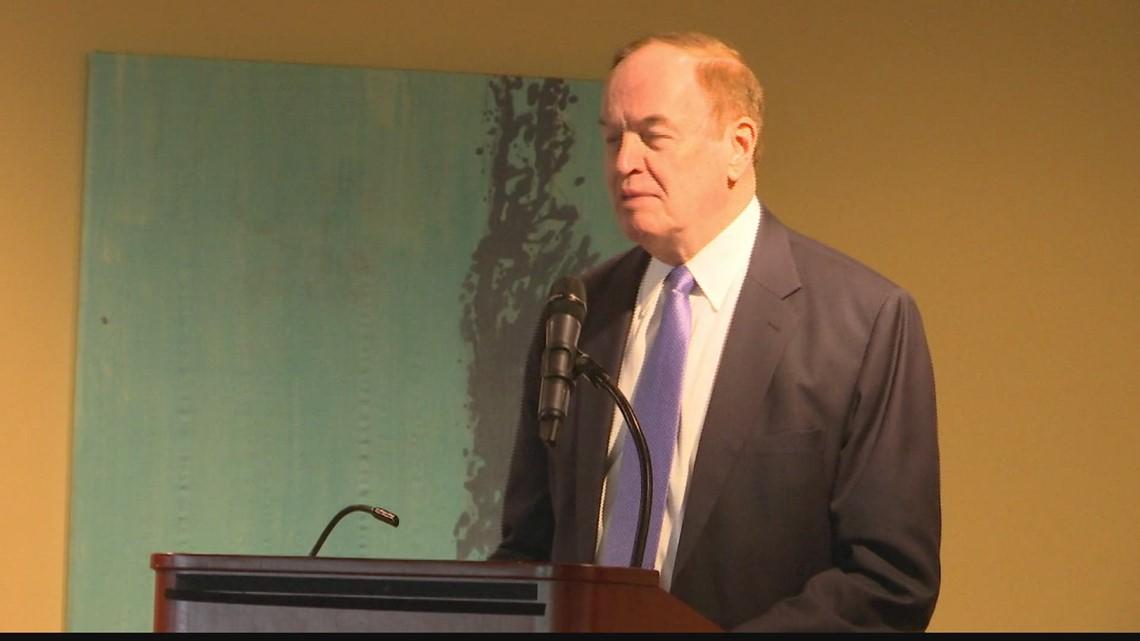 Sen. Richard Shelby says he won't seek re-election in 2022