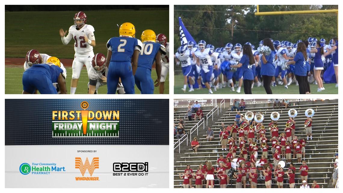 High school football highlights - August 26th, 2021