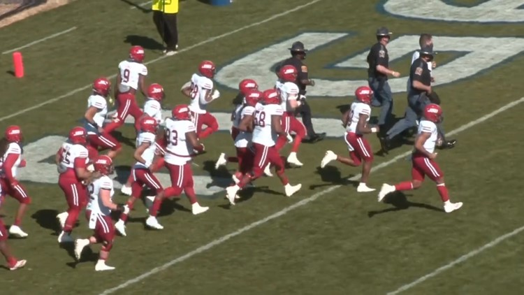 Jacksonville State dominates Tennessee State 38-16 (Highlights)