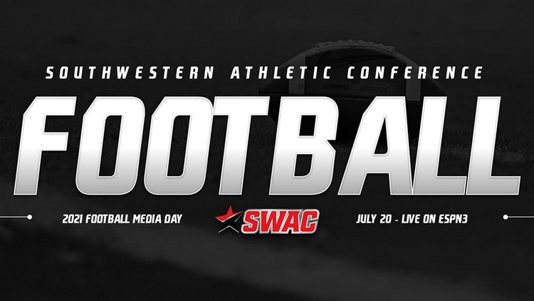 SWAC announces 2021 Football Media Day attendees