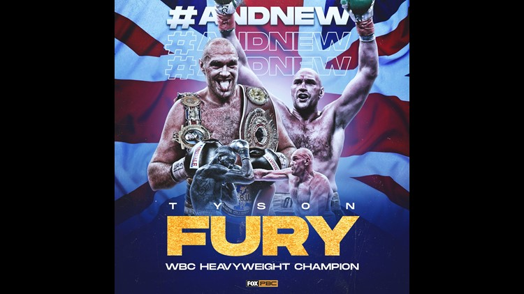 Tyson Fury stops Deontay Wilder as corner throws in towel in 7th Round