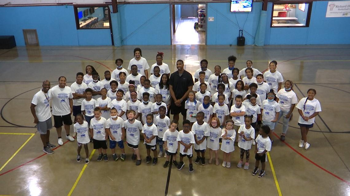 2021 Richard Hendrix Basketball Camp