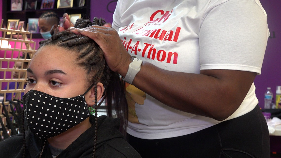 Braids, locs, and back-to-school