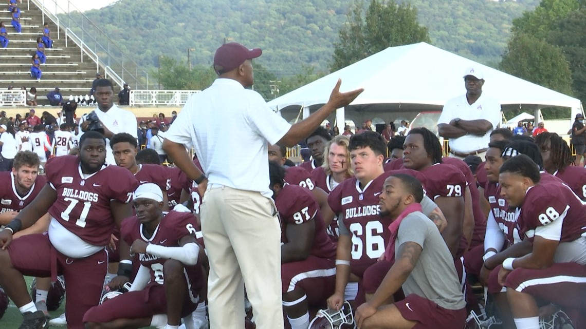 Naomi & Mo break down what happened to Alabama A&M in 61-15 loss to Jackson State.