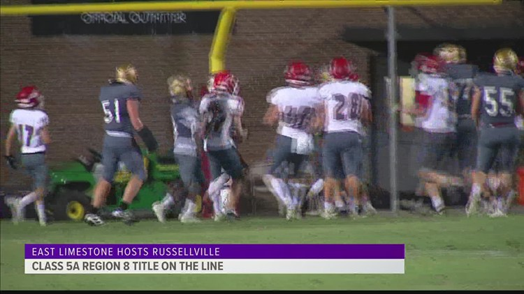 First Down Friday Night - East Limestone vs. Russellville preview