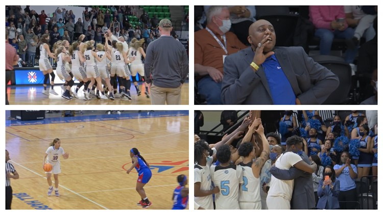 AHSAA State Basketball Finals - March 4th, 2021