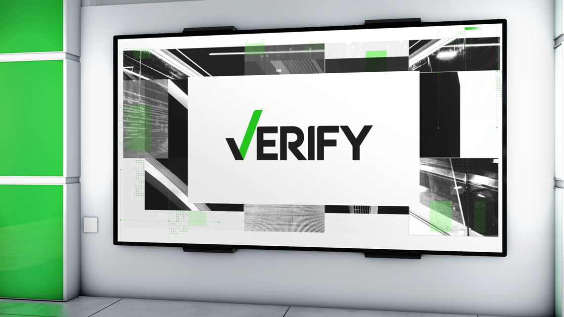 Our VERIFY team is here to get you the truth