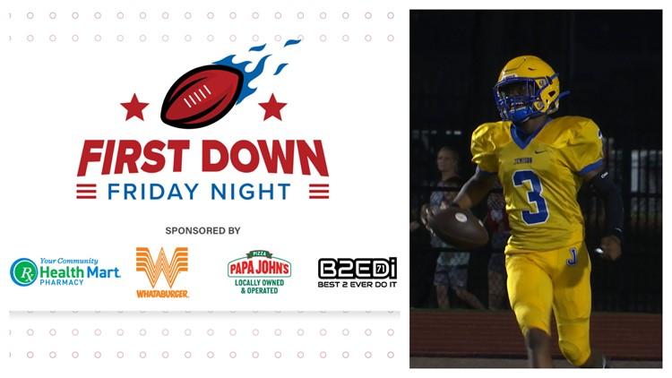 First Down Friday Night MVP of Week 8: Kel Woods