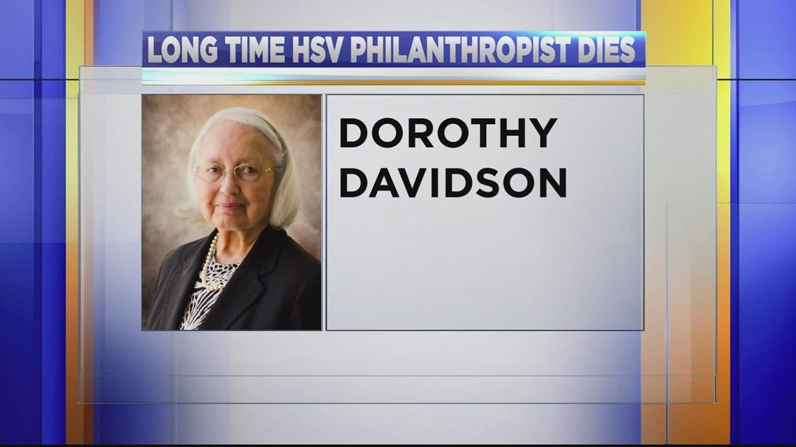 Huntsville philanthropist, engineering pioneer Dr. Dorothy Davidson dead at 86