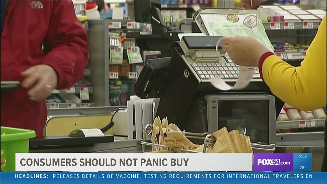 Consumer good shortages related to supply chain issues, UAH professor says