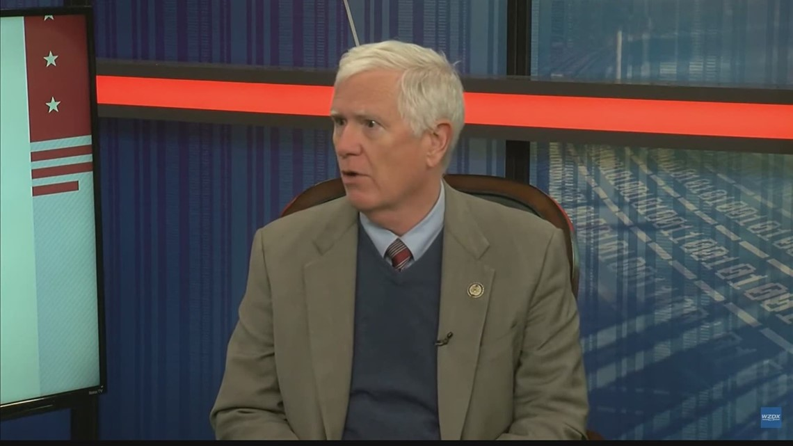 Rep. Mo Brooks to make announcement on 'political future' amid calls for him to resign