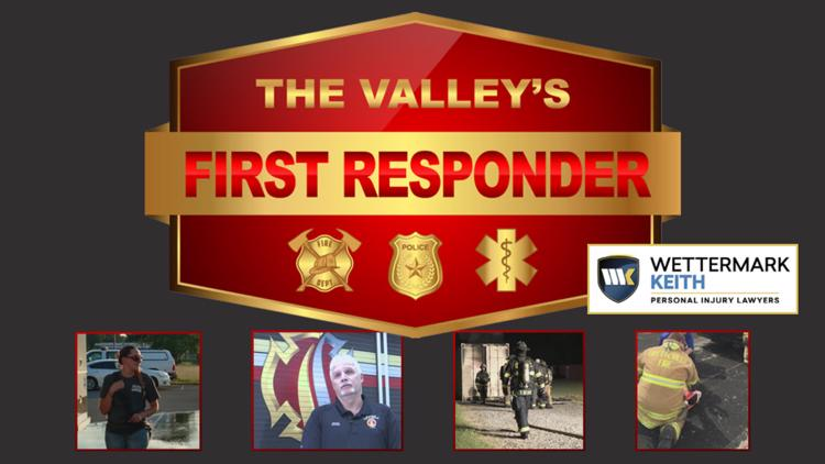 Tell us about a first responder who deserves special recognition