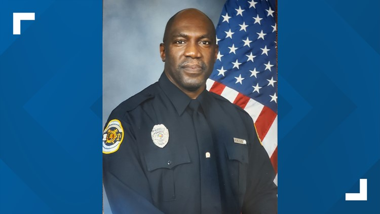Officer Hartis Lowman, Jr. - The Valley's First Responder for October 2020