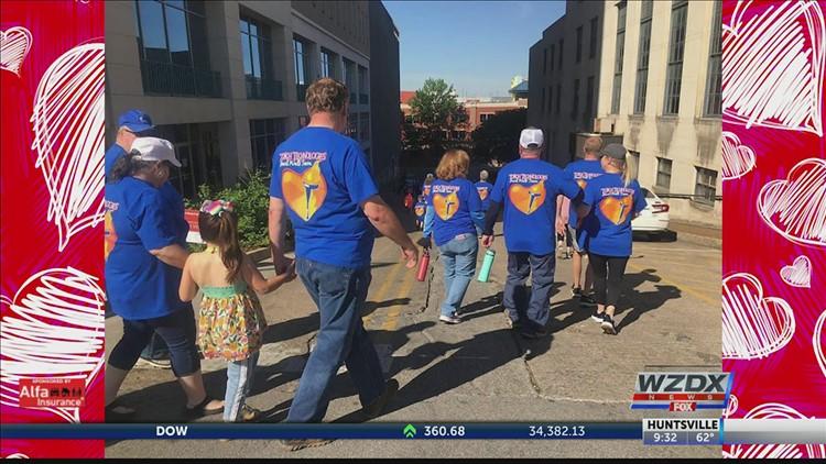 Huntsville Heart Walk raises money for heart disease research