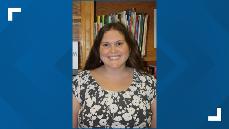 Mrs. Jessica Crews is the Valley's Top Teacher