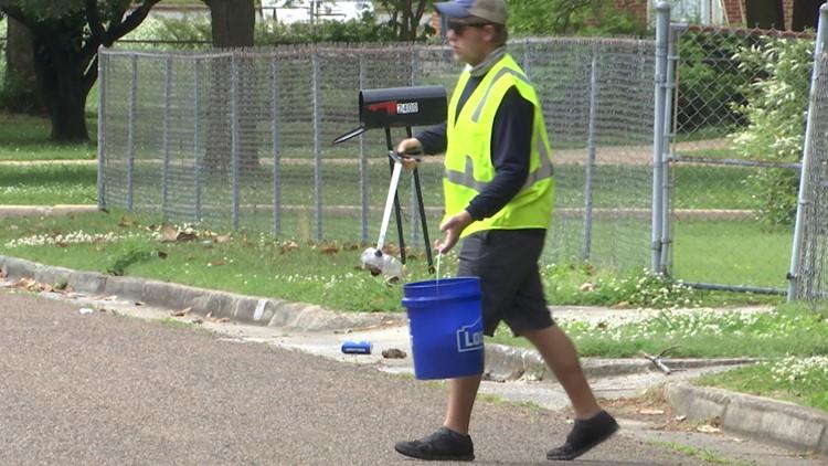 'Operation Green Team', volunteers clean up Oakwood Avenue