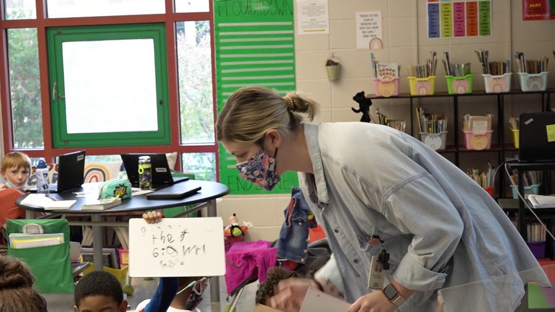 Mrs. Mariel Miller is the Valley's Top Teacher