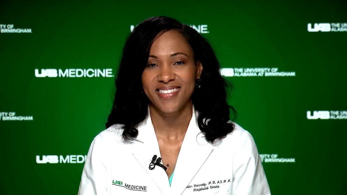 Medical expert talks all things COVID during UAB Q&A