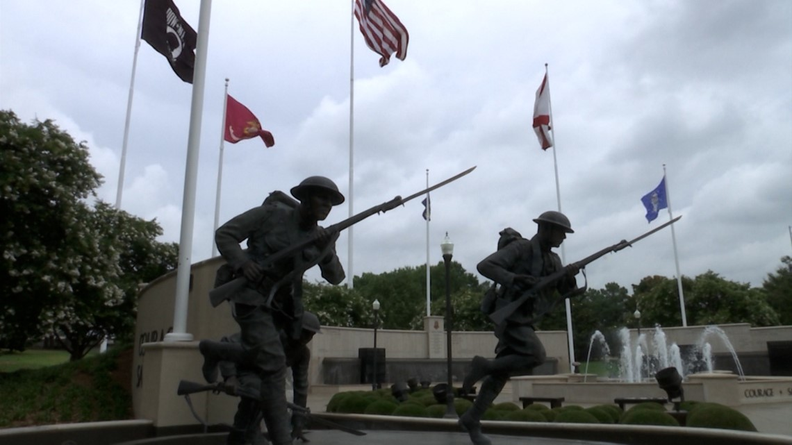 Alabama leaders, veterans groups partner to launch 'Alabama's Challenge'