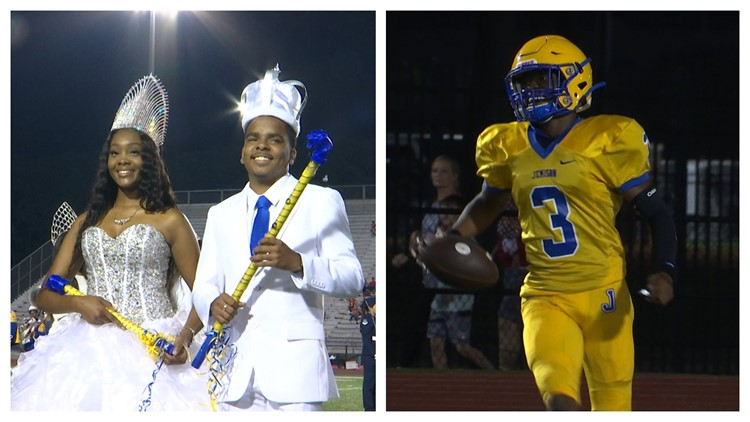 Mae Jemison defeats Lawrence County, 54-21 on Homecoming night