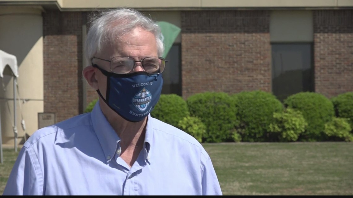 Councilman receives first dose and encourages others to get vaccinated