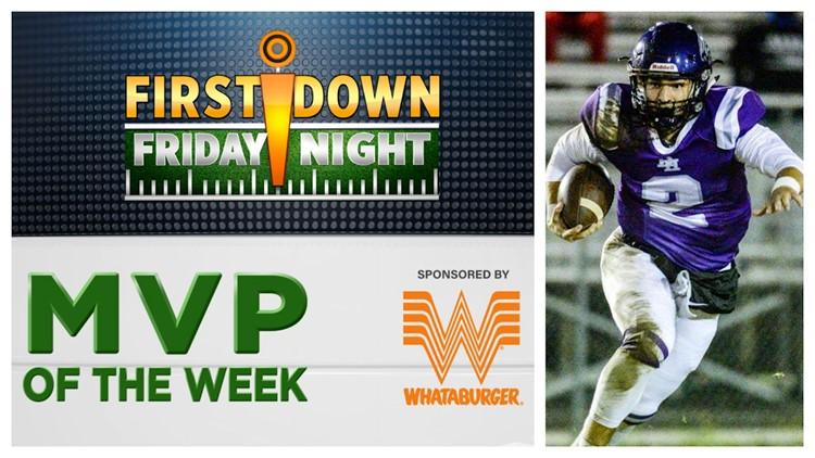 First Down Friday Night MVP of Week 4: Brayden Kyle