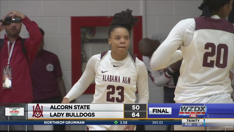 Lady Bulldogs extend win streak to five after beating Alcorn State (Highlights)