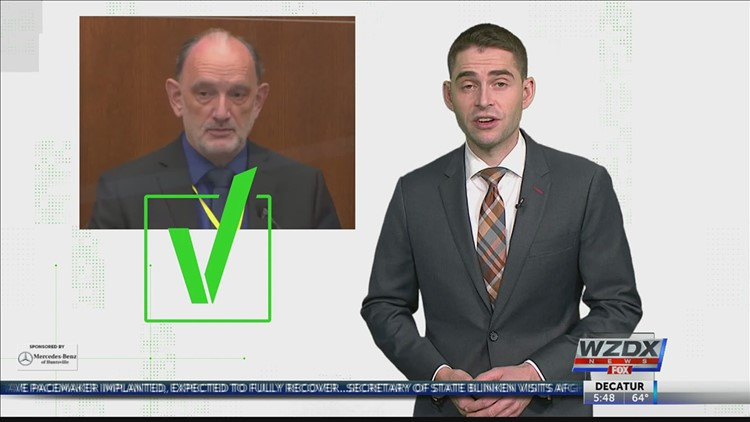VERIFY: Is a Chauvin defense witness named in a federal wrongful death lawsuit?