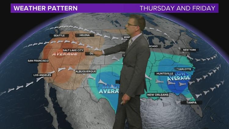 Weather Forecast Wednesday, May 12, 2021