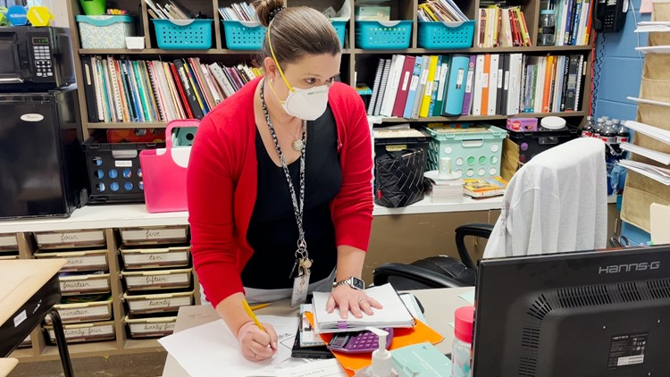 Mrs. Sarah Moody is the Valley's Top Teacher