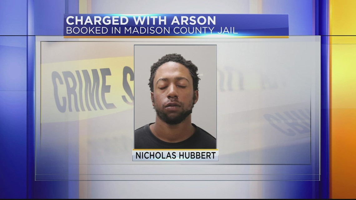 HPD identifies arson suspect allegedly connected to multiple Madison County fires