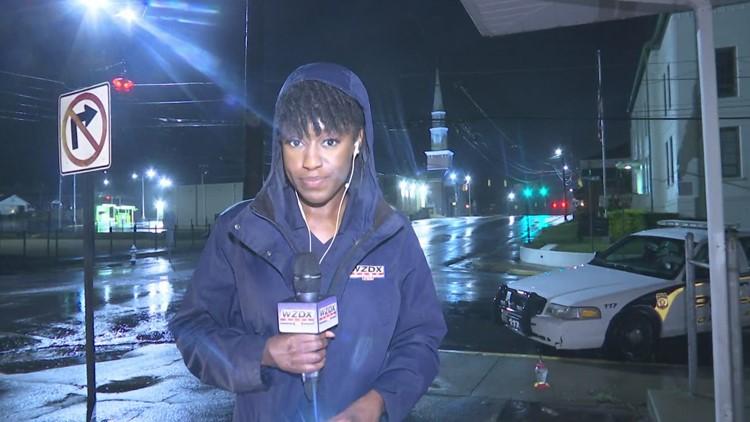 Severe Weather: DeKalb County sees heavy rain, dangerous conditions