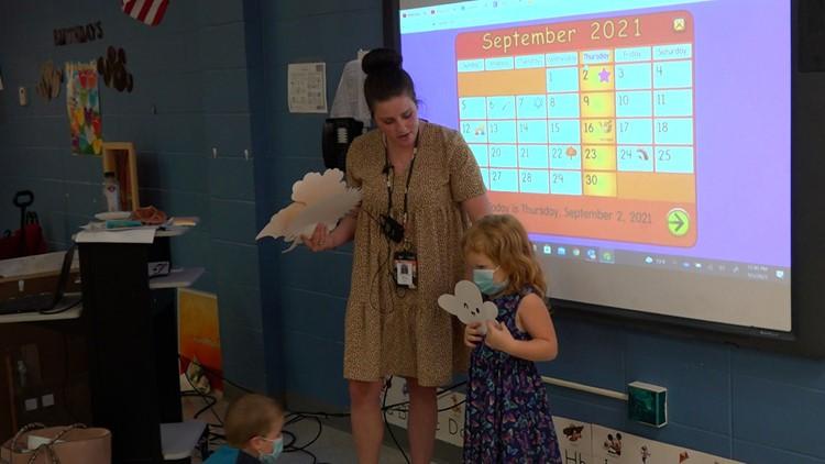 Ms. Anna Nix is the Valley's Top Teacher