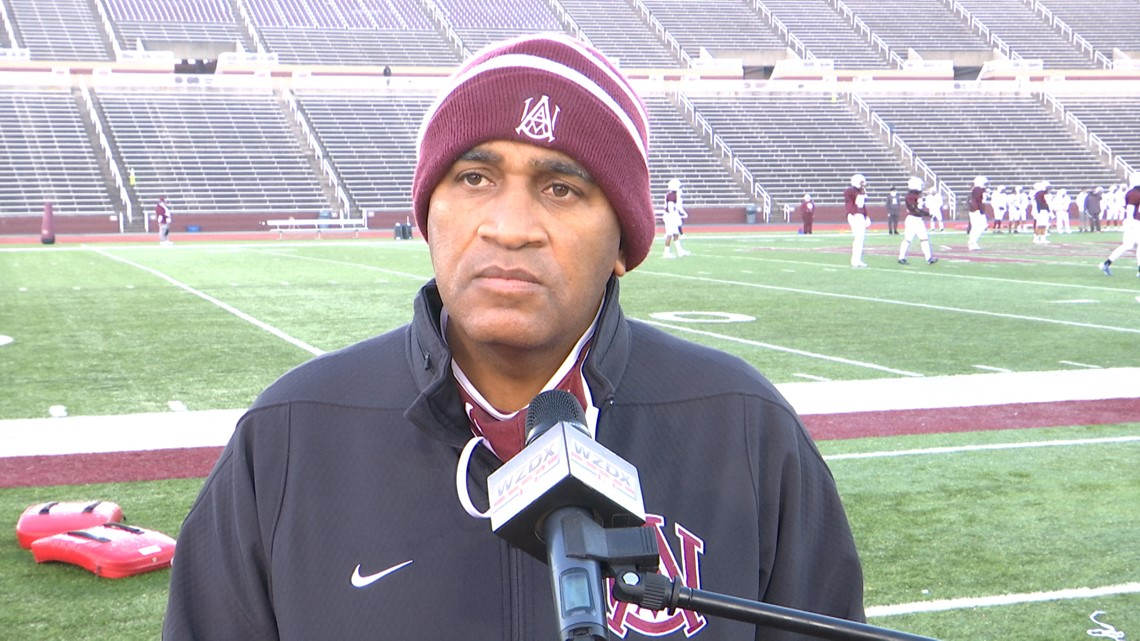 Alabama A&M continues preseason camp; Coach Maynor talks about Alcorn opting out