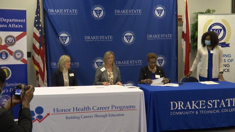 Drake State partners with Tut Fann to expand career pathways