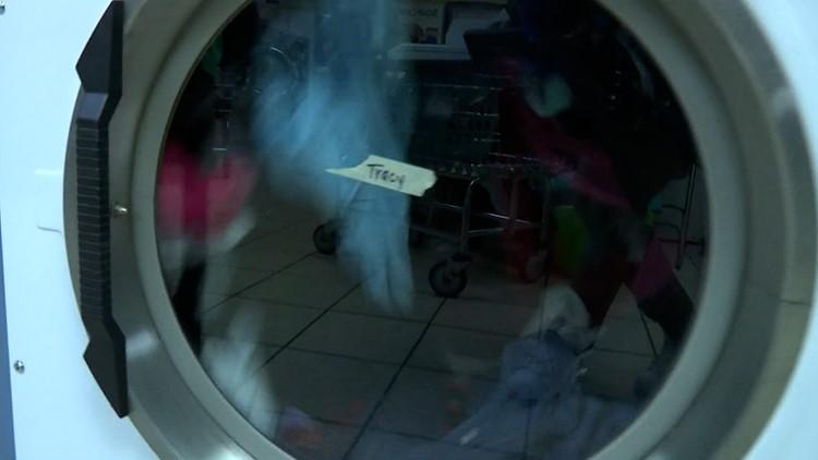 Volunteers needed for Laundry Days in Huntsville