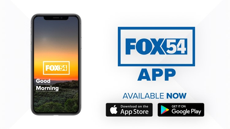 News and weather on the go with the FOX54 News app