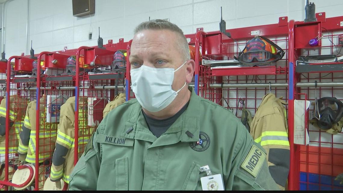 Lieutenant Martin Killion is the Valley's Top Teacher