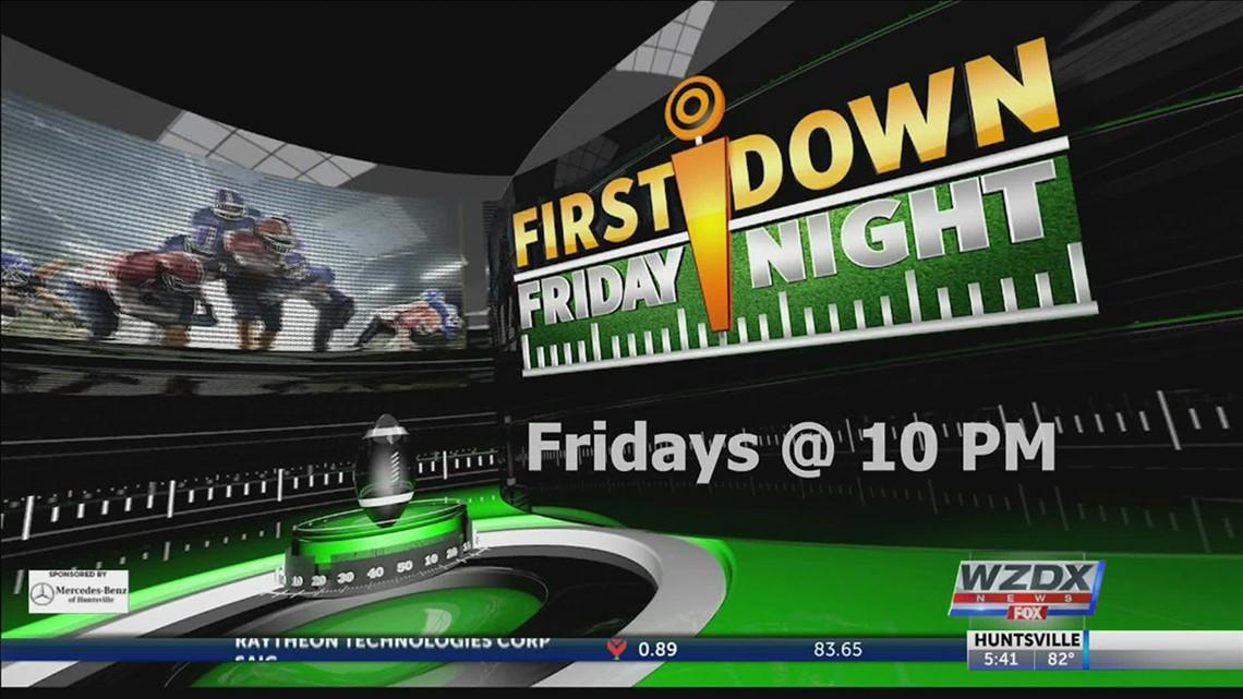 First Down Friday Night - High School Football