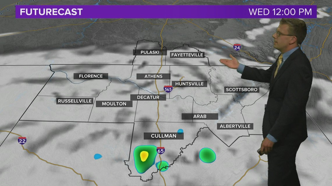 Weather Forecast Tuesday July 20, 2021