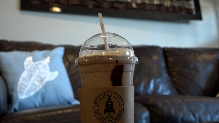 Huntsville coffee shop mixes up two special drinks to commemorate Martin Luther King, Jr.
